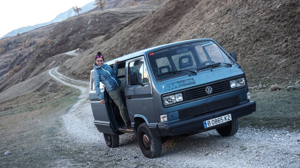 HOW TO TRANSFORM AN OLD T3 SYNCRO VAN IN THE PERFECT VEHICLE
