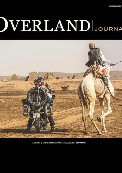 Overland Journal Summer 2021